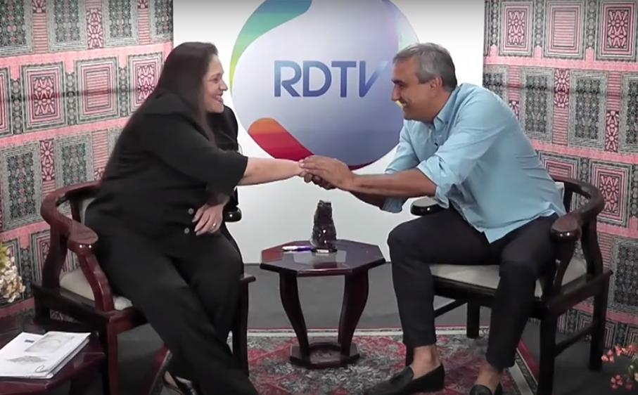 Nair entrevista Elias Tergilene